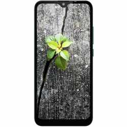 Gigaset GS110 Smartphone Dual-SIM Handy 16 GB grau