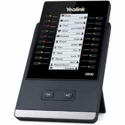 Yealink EXP40 Erweiterungsmodul für T4-Serie mit 20...