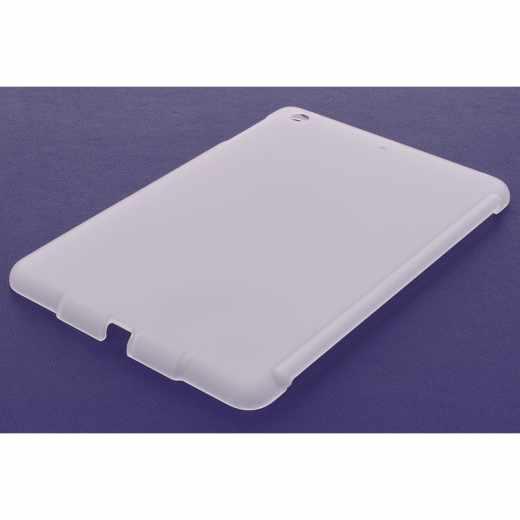 Networx Thin Cover iPad mini Retina transparent Hardcover Schutzhülle Case weiß - neu