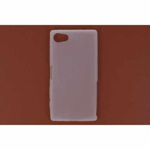 NW Ultra Slim TPU Case Sony Xperia Z5 Compact Schutzhülle Bumper tranzparent