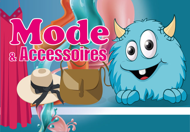 Mode und Accessories